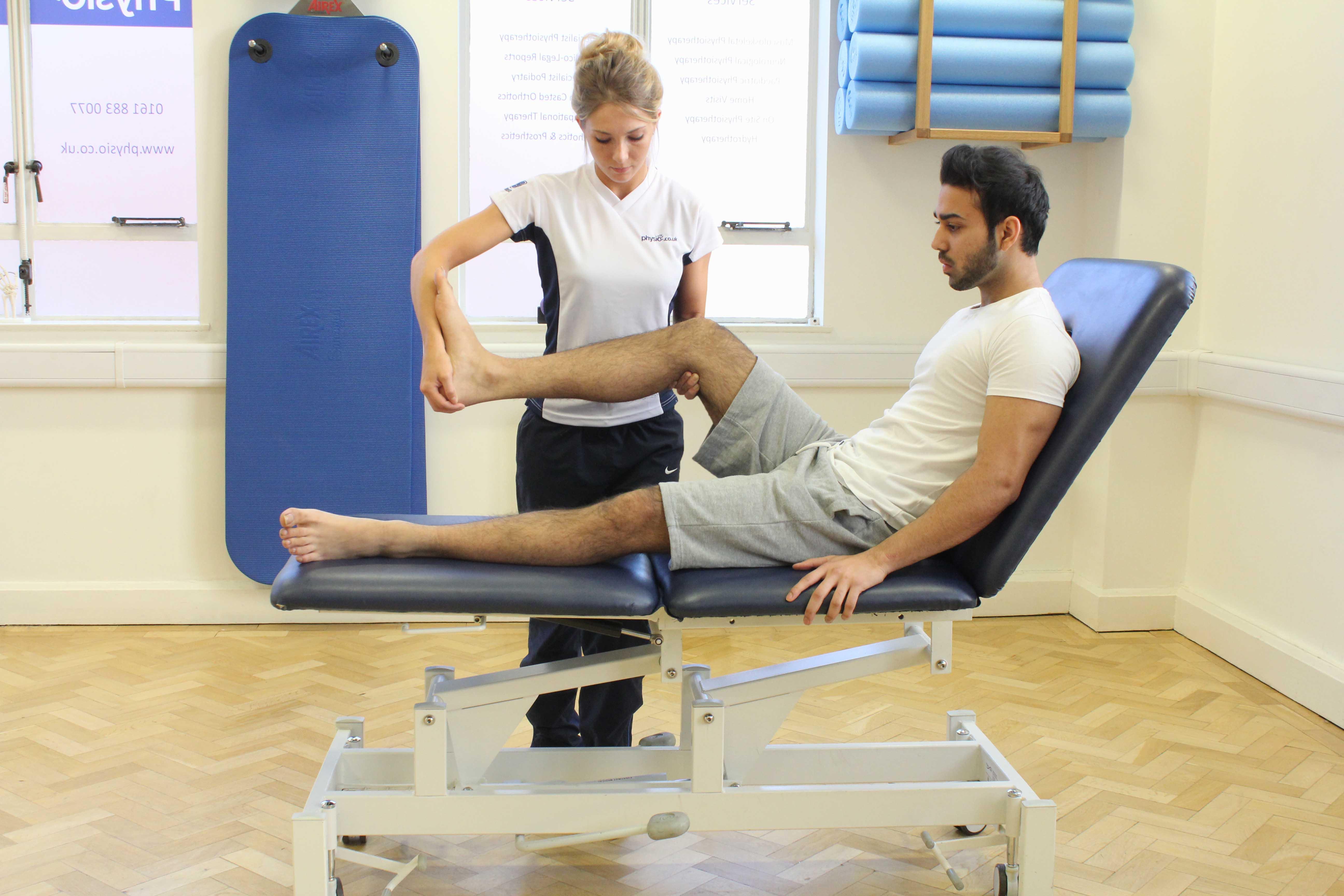 Anterior knee pain - Knee - Manchester Physio