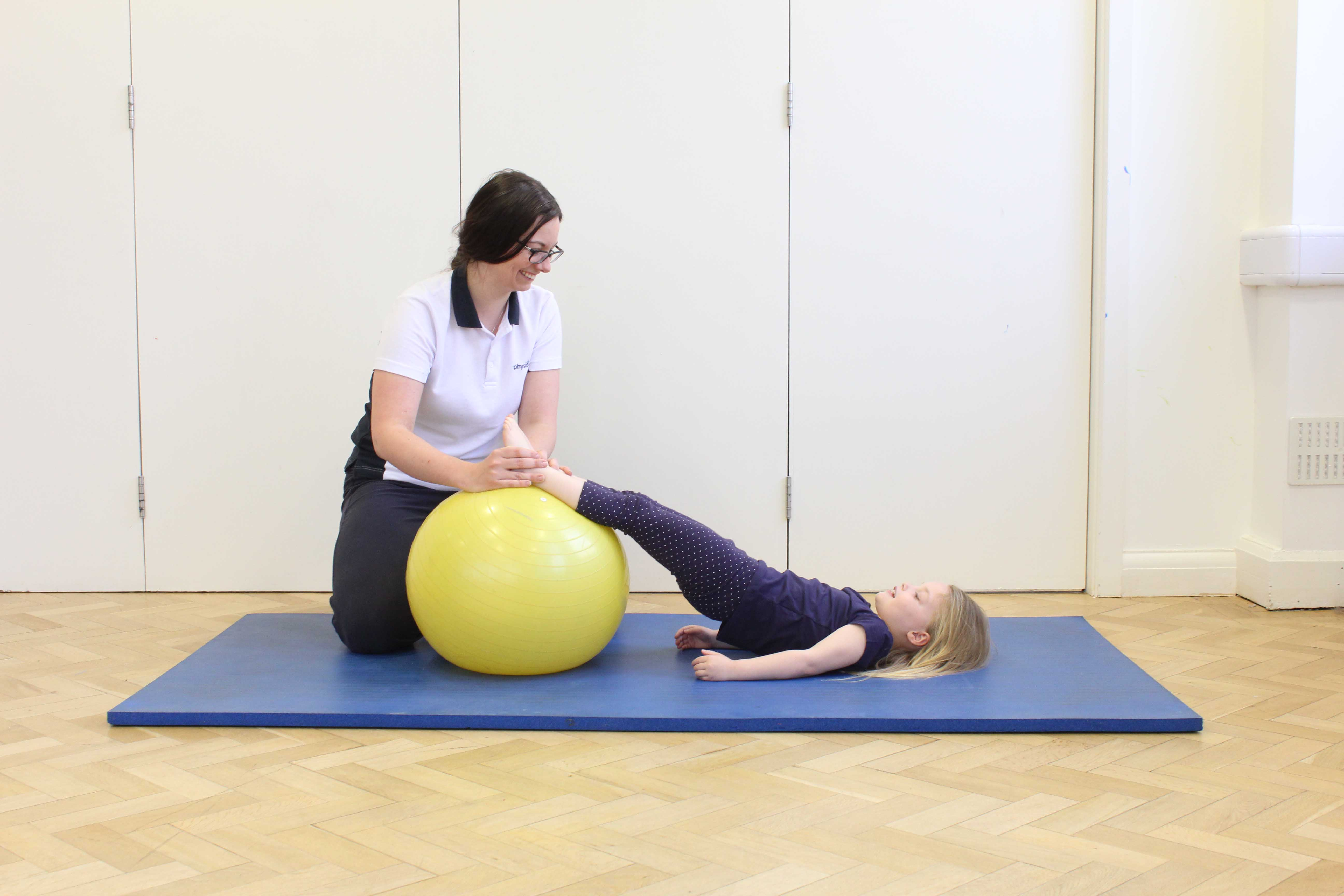 Soft tissue massage and stretches to relieve pain and stiffness