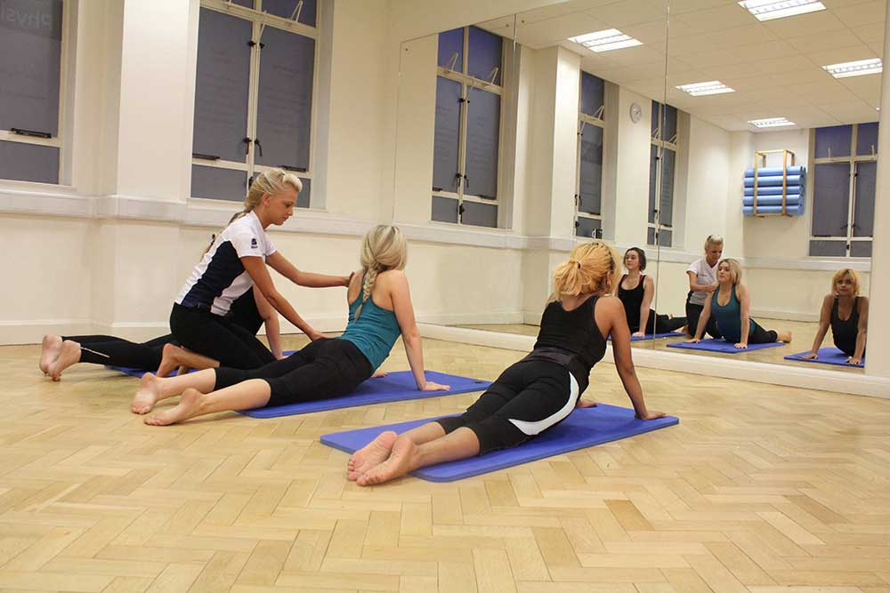 Our post natal classes focus on strengthening you core which will have been weaknened through pregnancy.