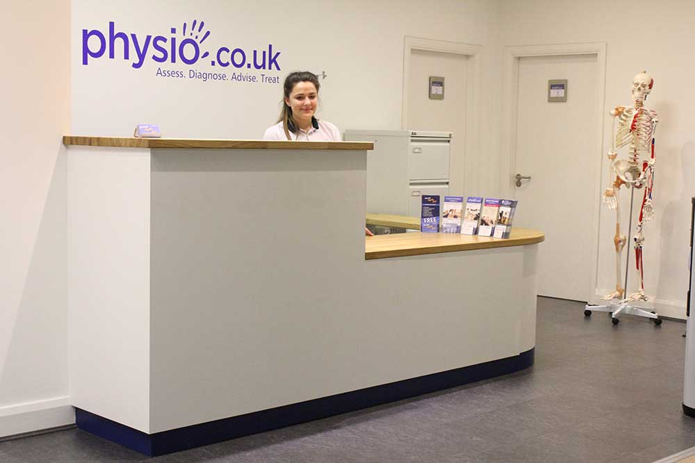 Friendly and professional staff will greet you in our Speke clinic reception